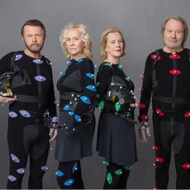 ABBA: Voyage