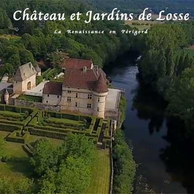 Nog steeds zeer de moeite waard:  bezoek aan één  – of  meer  – van de 1200 kastelen  in de Dordogne