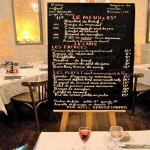 Restaurant de L'Abbatiale Chez Julien