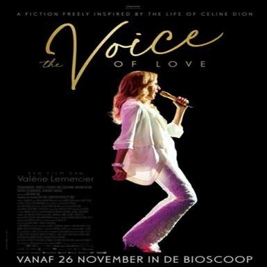 Céline Dion: The voice of love