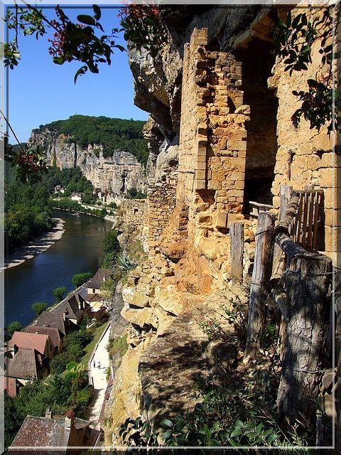 Le fort Troglodyte de La Roque-Gageac