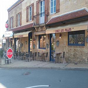 Restaurant La Traverse Chez Les Filles