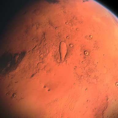Een stukje Périgord op Mars