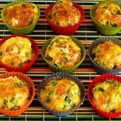 Hartige taartjes/muffins